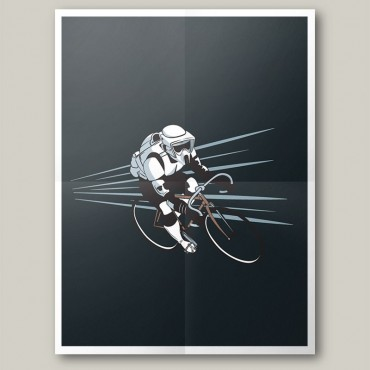 'Scout Trooper' Poster