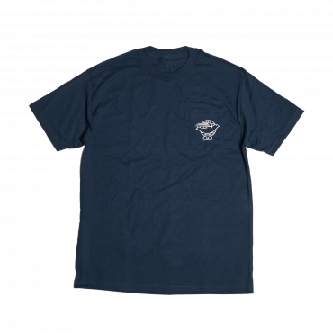 'Cyclonesia' Pocket Tee